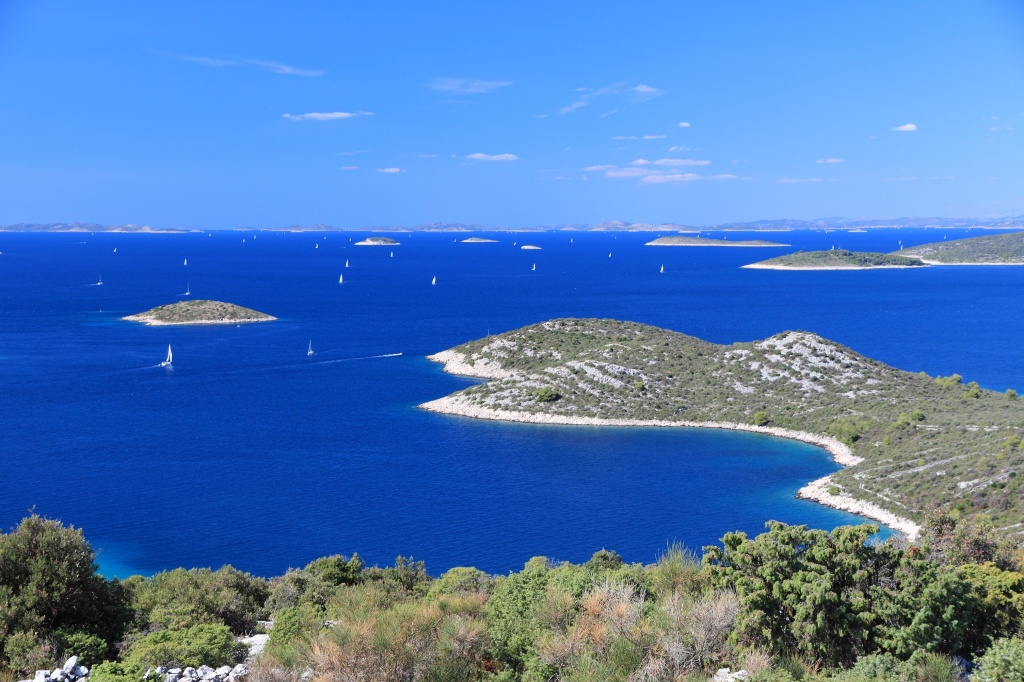 Croatia summer - Kornati islands